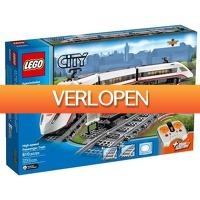 HelloSpecial.com: Veiling: LEGO City Hogesnelheidstrein