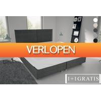 VoucherVandaag.nl 2: Jersey hoeslakens 1+1 gratis
