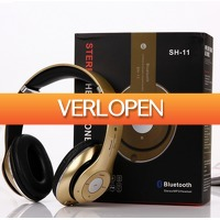 HelloSpecial.com: Veiling: Bluetooth stereo koptelefoon