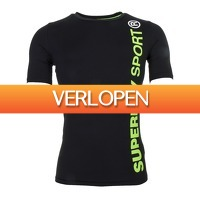Plutosport offer: Superdry Sports Athletic S/S Tee