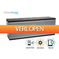 DealDonkey.com 2: Stereoboomm MR200 draadloze speaker