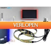 DealDonkey.com: Dreamled TV RGB strip