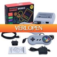 Priceattack.nl: Retro SNES videogameconsole