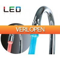 Priceattack.nl 2: 2 x LED kraan opzetstuk duo-pack