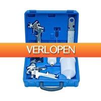 VidaXL.nl: Verfpistool HVLP