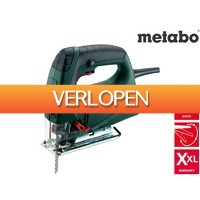 iBOOD DIY: Metabo STEB 80 Quick decoupeerzaag