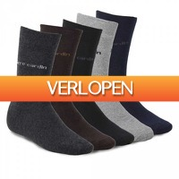 Brandeal.nl Trendy: Pierre Cardin Sokken 12-paar