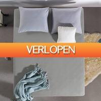Koopjedeal.nl 2: 4-pack katoenen Jersey hoeslakens