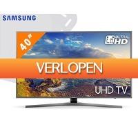 1DayFly: Samsung 40 inch Ultra HD 6-series Smart TV