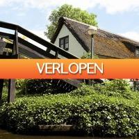 ZoWeg.nl: 3 dagen Giethoorn + rondvaart