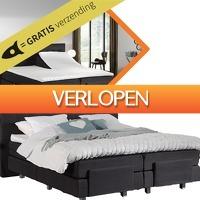 Euroknaller.nl: Luxury Home elektrische boxspringset
