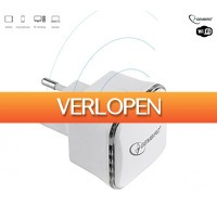 Koopjedeal.nl 2: Gembird 300Mbps WiFi Repeater