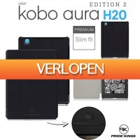 Gadgetsgift.nl: Pridekings Kobo Aura H2O Edition 2 sleepcover