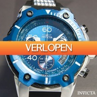 Watch2Day.nl 2: Invicta Bolt Chronograph