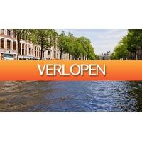 ActieVandeDag.nl 2: Rondvaart door Amsterdam