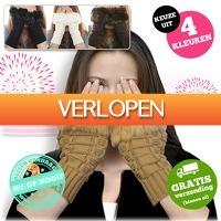 voorHAAR.nl: Vingerloze handschoenen