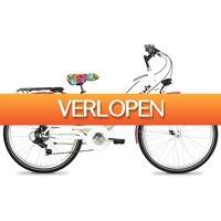 Matrabike.nl: Stokvis Panarea kinderfiets 24 inch