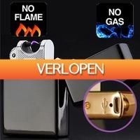 Uitbieden.nl 3: Elektrische Zippo-look aansteker
