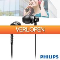 Wilpe.com - Elektra: Philips SHE9100 aluminium oordopjes