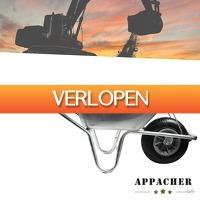 Wilpe.com - Outdoor: Appacher kluskruiwagen