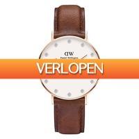 Onedayfashiondeals.nl 2: Daniel Wellington horloges