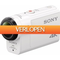 Coolblue.nl 1: Sony FDR-X3000R videocamera