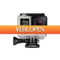 Wehkamp Dagdeal: Gopro Hero4 Black Adventure action cam
