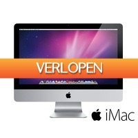 Groupdeal: Apple iMac refurbished