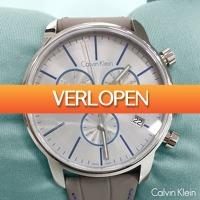 Watch2day.nl: Calvin Klein Swiss Made Chronograph
