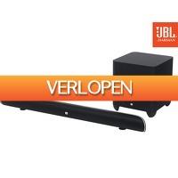iBOOD.com: JBL 4K Ultra-HD soundbar met subwoofer