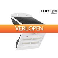 iBOOD DIY: LED's Light Solar LED buitenlamp
