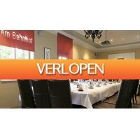Voordeeluitjes.nl: Hotel Bad Bentheim Bentheimer Hof