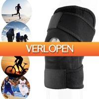 Uitbieden.nl 3: Magnetische sport kniebeschermer