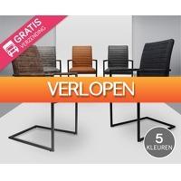 Voordeelvanger.nl: Black Frame designstoelen