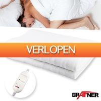Wilpe.com - Elektra: Grafner elektrische onderdeken