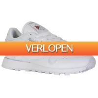 Plutosport offer: Reebok CL LTHR sneakers