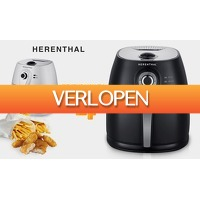 Euro2deal.nl: Herenthal AirFryer
