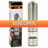 Gadgetknaller: LED-zout/pepermolen