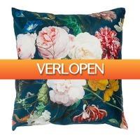 Xenos.nl: Kussen bloemen