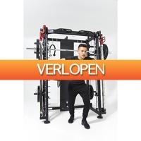 Befit2day.nl: Multifunctionele Smith Machine
