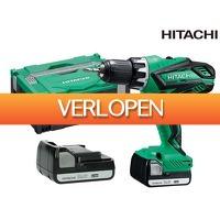 iBOOD.com: Hitachi accuboorschroefmachine