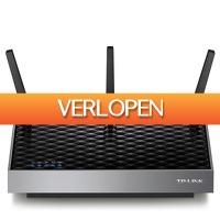 Wehkamp Dagdeal: TP-Link RE580D WiFi versterker