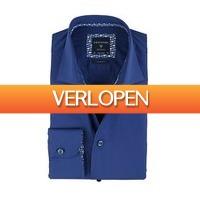 Suitableshop: Profuomo non-iron overhemd