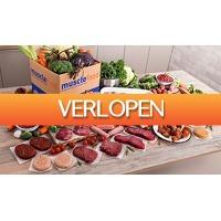 ActievandeDag.nl 1: MuscleFood maaltijdpakket