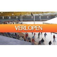 ActieVandeDag.nl 2: Dagkaart schaatsen in De Uithof
