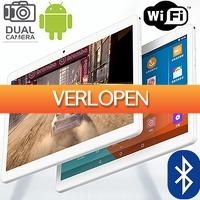 Uitbieden.nl 3: 10 inch Quad Core dual cam tablet
