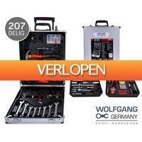 Voordeelvanger.nl: 207-delige gereedschapstrolley
