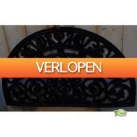 Warentuin.nl: Halfronde deurmat