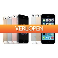 Groupon 2: Apple iPhone 5S of SE refurbished