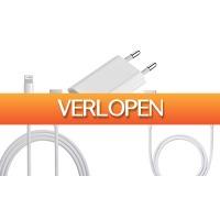 Groupon 3: Originele Apple kabel of adapter